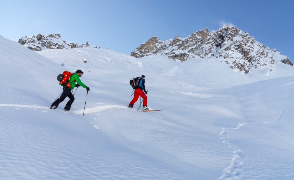 How to choose a ski for growth