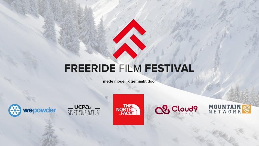 Film Freeride 2018 november op Festival 2 WEDH92IY